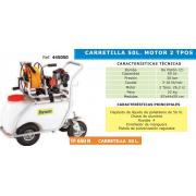 CARRETILLA 50L MOTOR DE 2T TF 650 R