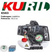 MOTOR DE 2 TIEMPOS KURIL KS63