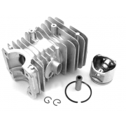 KITS CILINDRO + PISTON ADAPTABLE ( HUSQVARNA 45 - 245R - 240R - 240RX - 245RX ) ( DIAMETRO 42MM ) REF 12 20013