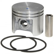 PISTON ADAPTABLE ( HUSQVARNA 45 - 245R JONSERED GR44 - RS44 - 2045 ) ( DIAMETRO 42MM ) REF 12 44001