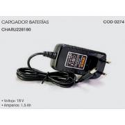 CARGADOR DE BATERIAS INGCO 18V CHAR228180