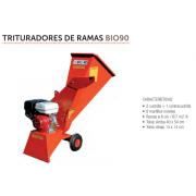 TRITURADOR DE RAMAS CARAVAGGI BIO 90T
