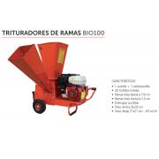 TRITURADOR DE RAMAS CARAVAGGI BIO 100