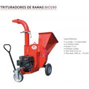 TRITURADOR DE RAMAS CARAVAGGI BIO 190