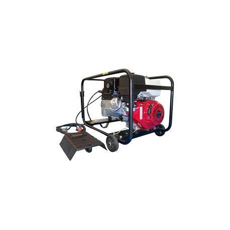 Motosoldadora de gasolina CAROD CSH 200 con motor HONDA GX 390