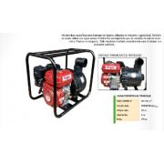 MOTOBOMBAS TRASVASE BASIC PRWP30C 7HP