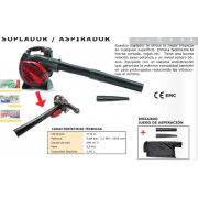 SOPLADOR ASPIRADOR BASIC TBL-228