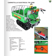 CARRETILLA BASIC 7B-220E