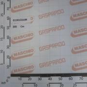 BARRA PORTADIENTES DESMONT. 2, GASPARDO FIORE G13013310R