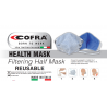 MASCARILLA REUTILIZABLE COFRA HEALTH MASK