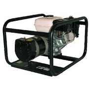 Generador monofasico de gasolina CAROD CMH 5, motor HONDA