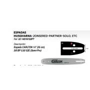 ESPADAS HUSQVARNA-JONSERED-PARTNER-SOLO, ETC Ref. 22 1401N152PT