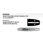 ESPADAS ALKO-DOLMAR-ECHO-TANAKA, ETC Ref. 22 1610N157PT