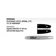 ESPADAS OLEOMAC-EFCO-STIHL, ETC Ref. 22 1626K362SP