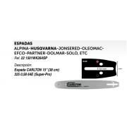 ESPADAS ALPINA-HUSQVARNA-JONSERED-OLEOMACEFCO-PARTNER-DOLMAR-SOLO, ETC Ref. 22 1501WK264SP