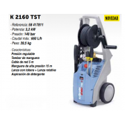 Hidrolimpiadora Kranzle K 2160 TST