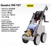 Hidrolimpiadora Kranzle Quadro 799 TST