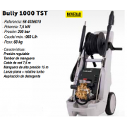 Hidrolimpiadora Kranzle Bully 1000 TST