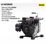 Motobomba gasolina Kuril LONCIN LC40ZB20