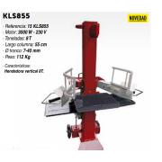 Astilladora leña 8t Kuril KLS855