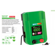 PASTOR ELECTRICO PASTORMATIC 4800/230