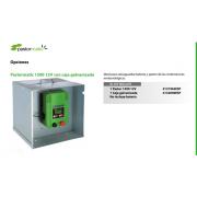 PASTOR ELECTRICO Pastormatic 1500 12V con caja galvanizada