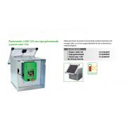 PASTOR ELECTRICO Pastormatic 1500 12V con caja galvanizada y panel solar 15w