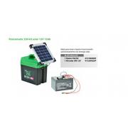 PASTOR ELECTRICO Pastormatic 250 kit solar 12V 15Ah
