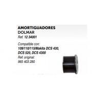 AMORTIGUADORES compatible DOLMAR Ref. 12 34001