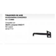 TIRADORES DE AIRE COMPATIBLE HUSQVARNA/JONSERED Ref. 12 54003