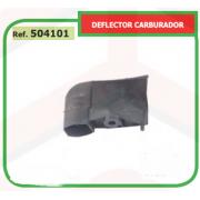 DEFLECTOR CARBURADO ADAPTABLE A HU 372