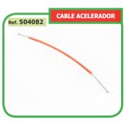 CABLE ACELERADOR ADAPTABLE HU 372 504082