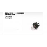 CEBADORES / BOMBINES DE CARBURADOR UNIVERSAL Ref. 12 29001