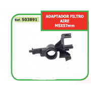 ADAPTADOR FILTRO AIRE M5X57mm ADAPTABLE A HU 340 350 346 503891