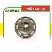 PIÑON CADENA ADAPTABLE HUSQVARNA 440 504360