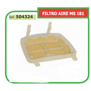 FILTRO AIRE ADAPTABLE ST MS 181 504324