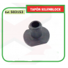 TAPÓN SILENBLOCK PEQUEÑO ADAPTABLE ST MS250/230