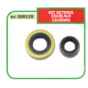 KIT RETENES 15x29.6x4 12x20x05 ADAPTABLE ST MS-260 500139
