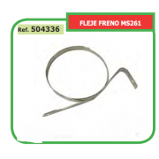 FLEJE FRENO ADAPTABLE ST MS261 504336