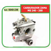 CARBURADOR ADAPTABLE ST MS 240 - 260 500138