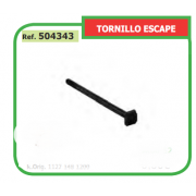 TORNILLO ESCAPE ADAPTABLE ST MS290/390 504343