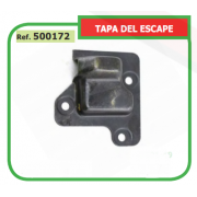 TAPA DEL ESCAPE ADAPTABLE ST MS390/290 500172