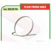 FLEJE DE FRENO ADAPTABLE ST MS-036/034 503576