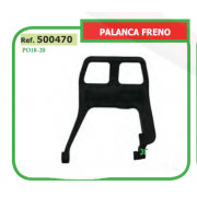 PALANCA DE FRENO ADAPTABLE ST MS-660 500470