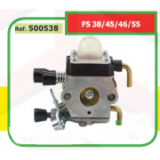 CARBURADOR ADAPTABLE ST FS 38/45/46/55 500538