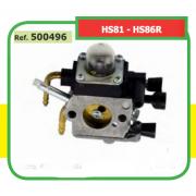 CARBURADOR ADAPTABLE ST HS81 - HS86R 500496