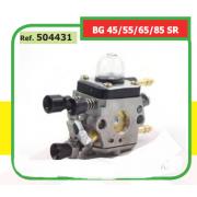 CARBURADOR ADAPTABLE ST BG 45/55/65/85 SR 504431