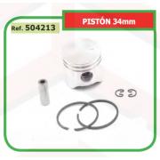 PISTON ADAPTABLE ST HS-81 , HS-86 504213 34MM