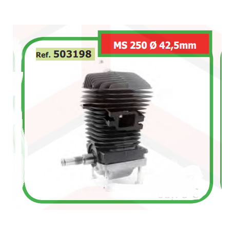 KIT BLOQUE MOTOR COMPLETO ADAPTABLE ST 250 025 503198
