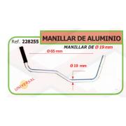 MANILLAR DE ALUMINIO DESBROZADORA UNIVERSAL 228255